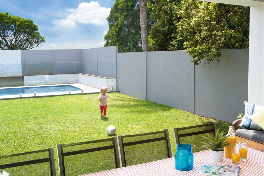 slimwall next generation fencing